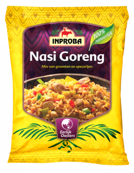 Vegetable Mix for Nasi 45g