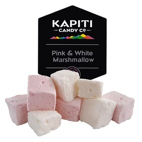 Pink and White Marshmallows 160g