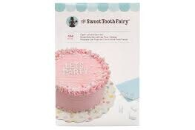 Cake Letterboard Kit - White