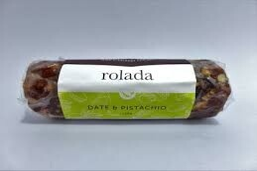 Date and Pistachio Rolada 150g