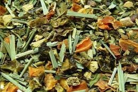 Lemon Grass Lime and Ginger Refresh Tea 100g Bag