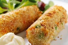 Vegetarian Croquettes - 32 bites