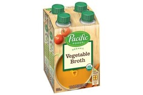 Organic Vegetable Broth 240ml x 4