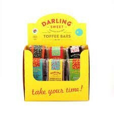 Assorted Toffee Bars 30g