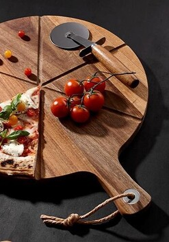 Fromagerie Pizza Set 2pc