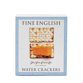Fine English Water Crackers 100g